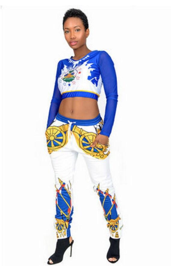 Pants Only! Haitian Sweatpants Haiti Joggers women Joggers Pants