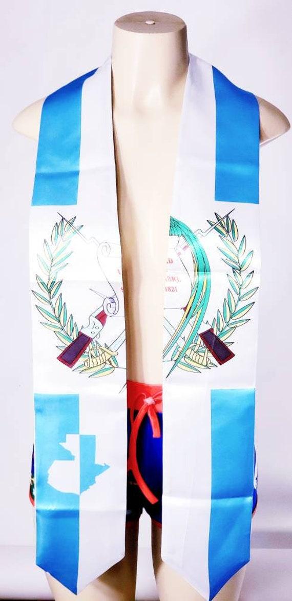 Guatemala graduation stoles