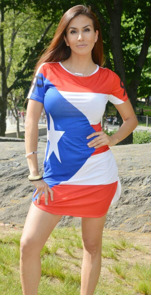 Puerto Rico Dress