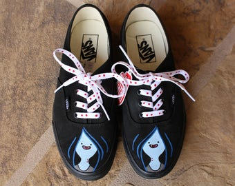 Hand Painted Shoes - Marceline - Adventure Time