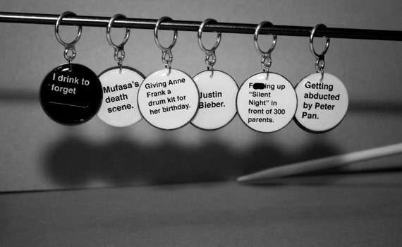 Cards Against Humanity Stitch Markers Sets Of 6 Etsy