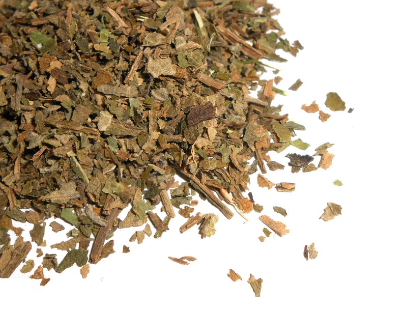 Lobelia Leaf Organic Lobelia Inflata A Long History Of Etsy
