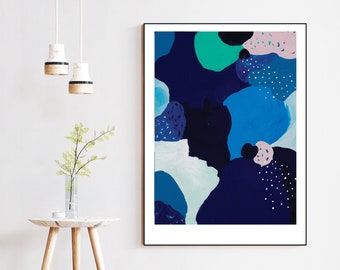 Midnight Garden - Limited edition print