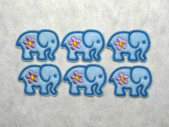 scrapbooking etc. Lot de 8 Nouveauté Bleu Éléphant boutons pour Baby Knits