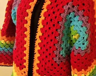 0be8ece76 Rainbow sweater