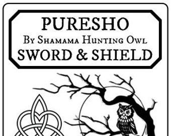 SWORD & SHIELD Essential Oil Blend