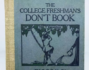 The College Freshman's Don't Book