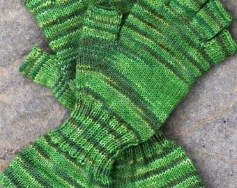 Gauntlet Fingerless Gloves