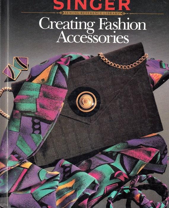 Vintage Mode Accessoires Buch Gürtel Taschen Schals Hüte   Etsy