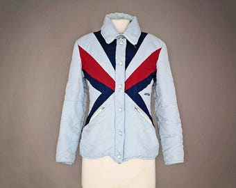 Vintage 1980 s Hipster Jacket by Anba of Austria 87e3b5862