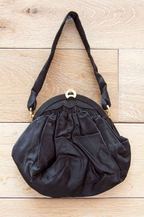Vintage 1930's Small Handle Bag