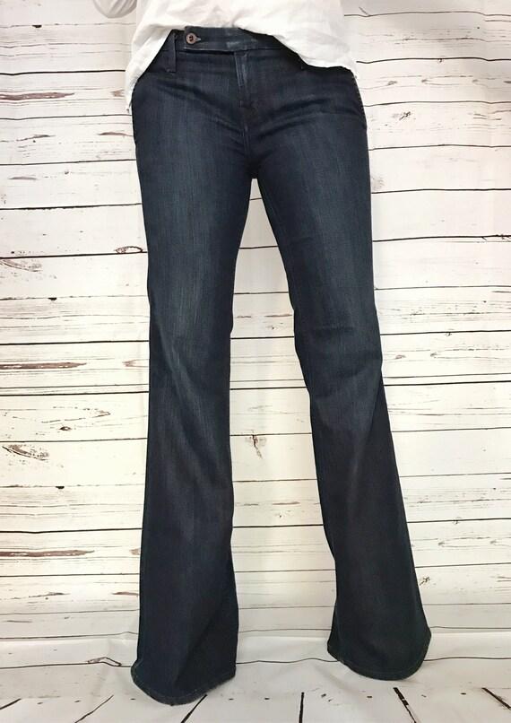 Vintage Boot Cut Jeans Size 28