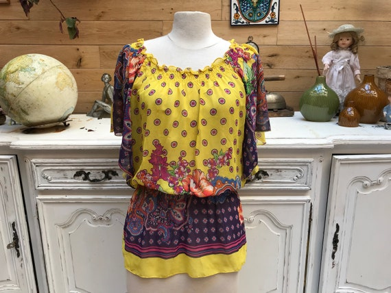 Romantic Summer Cover-up Size S/M