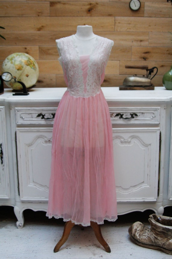 Vintage Babydoll Sleeping Gown