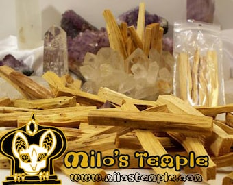 Palo Santo sticks, *5 sustainably sourced from Ecuador, 10cm, approx 5g each, holy wood