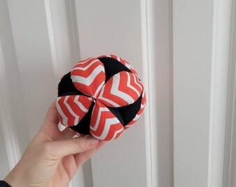 Handmade 4 inch Puzzle Montessori Ball