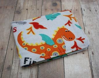 My First Wallet - Toddler Child Boys Girls Dragons Bifold Wallet