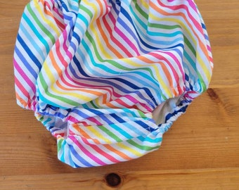 Adorable, Customizable Infant Bloomers - 0-3 mo size