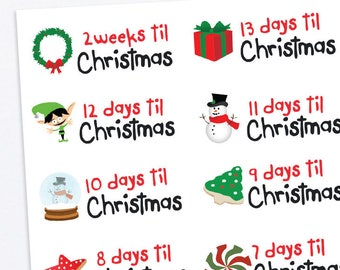 How Many Days Til Christmas.Days To Christmas
