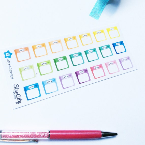 weight tracker planner stickers weight loss trackers weigh etsy