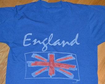 4454677cd8d67 Vintage union jack shirt | Etsy