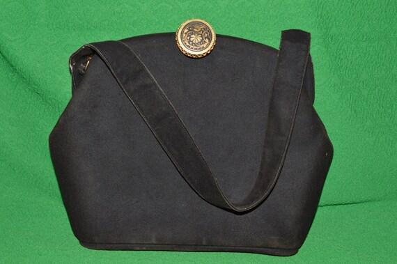 Loewe Evening antilope Handbag bag purse 40-50s  v