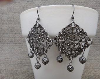 Telemark-style Brooch earring (Norwegian) - #56