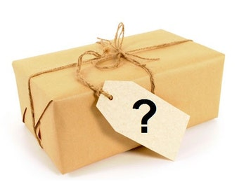 Mystery Box -  Natural Soap, Organic Body Care, Scented Soap - Vegan Friendly