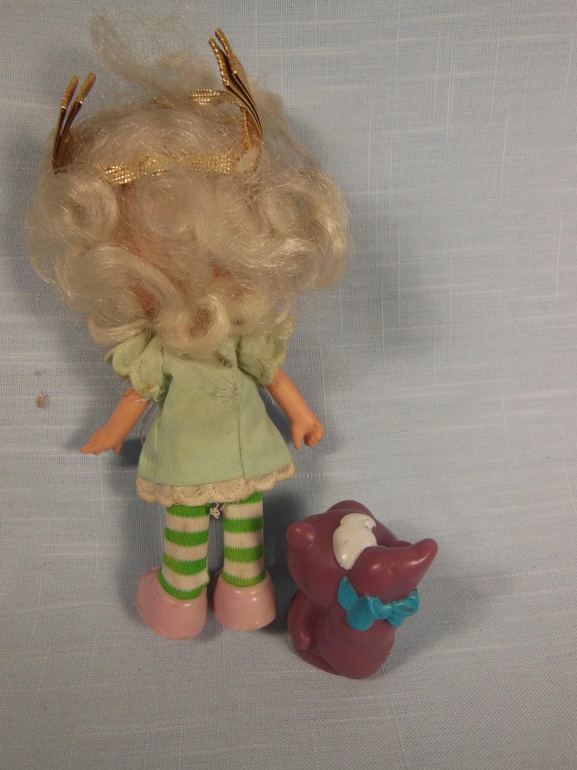Angel Cake Dress set | Strawberry shortcake doll, Custom