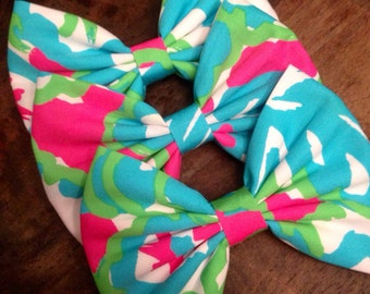 SALE Lilly Pulitzer A Delicacy Hair Bow