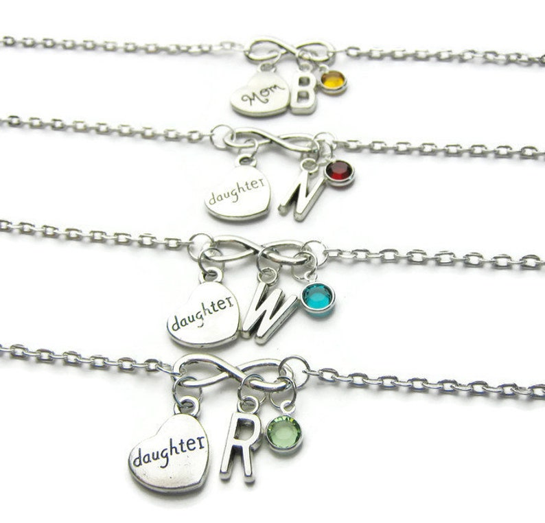9c23a903245ac 1 Mom And 3 Daughters Bracelets, Mother 3 Daughters Bracelets, Mother  Bracelet, 3 Daughters Bracelets, Mother Daughter Jewelry, Personalized