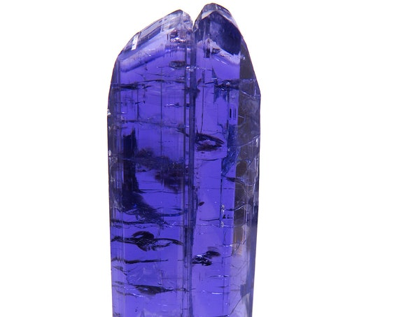 A pristine Gem Tanzanite 22.5 grams from the hills of Merelani in northern Tanzania