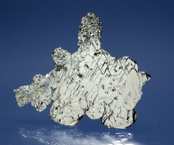 Unusual Hematite plate, Sicily, Italy.