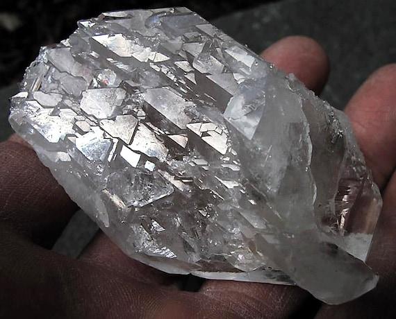 119.7 Gram Completely Crystallized Floater. Corinto, Minas Gerais, Brazil