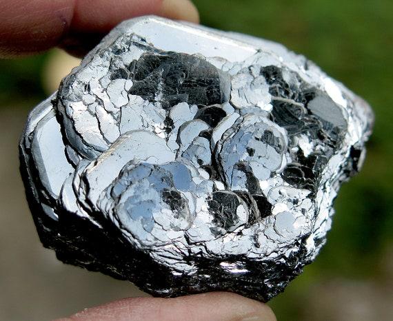A High Quality 2 5/8 inch Hematite Iron Rose, Ouro, Preto, Minas Gerais, Brazil