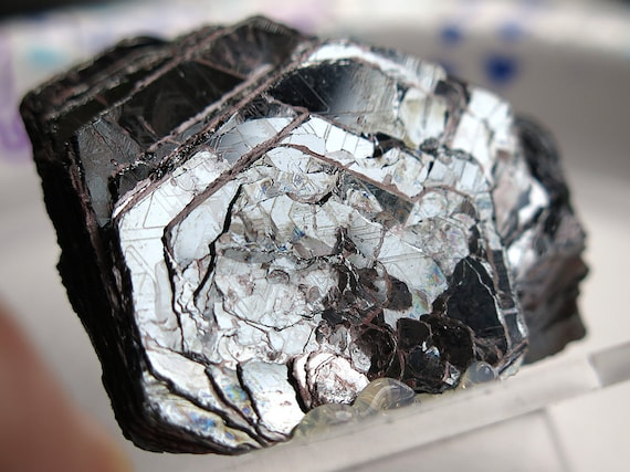 Hematite Iron Rose. Ouro Preto, Minas Geras, Brazil. 2 inch across