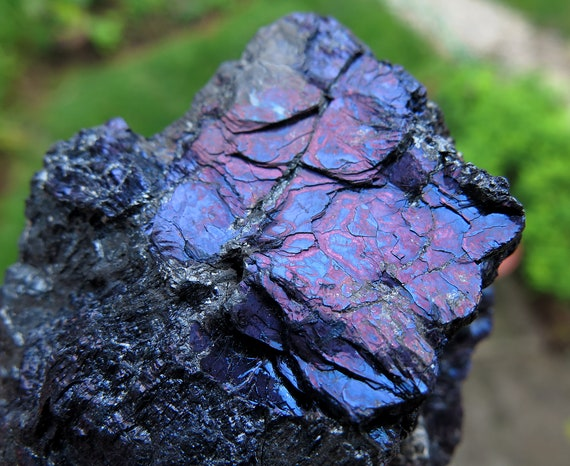 Flashy Covellite Rough Butte, Summit Valley, Montana 3 inch at 10 ounces