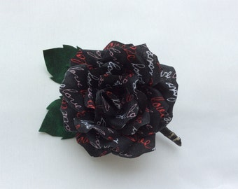 Love Rose Corsage