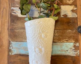 Eucalyptus Vase Wall Vase