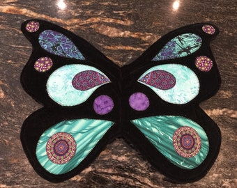 Wife-made Butterfly Wings