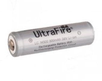 """LED Hula Hoop Battery 3/4"""" tubing"""