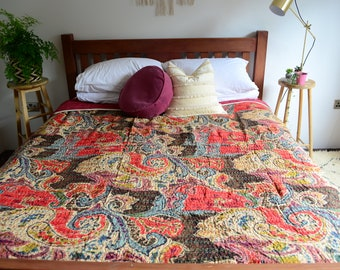 King size quilts etsy