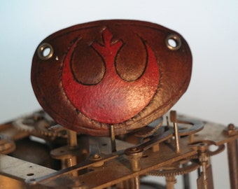 Leather eye patch, star wars rebels