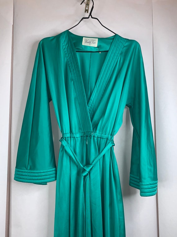 Emerald Green Pantsuit