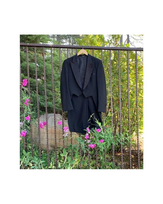 Pierre Cardin fitted Tuxedo Jacket