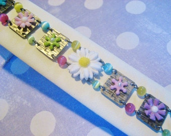 Daisy Mae Spring Bracelet