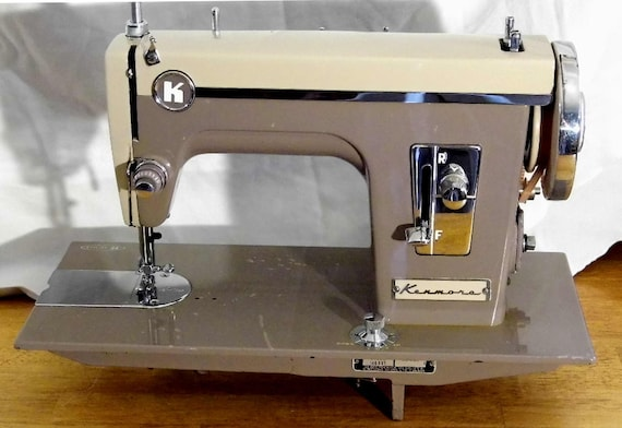 Kenmore Stylist 40 Vintage Sewing Machine Freshly Restored By Etsy Fascinating Kenmore Sewing Machine Vintage