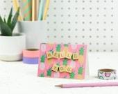 Hello You Mini Card, Mult...