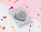 Holographic Glitter Heart...