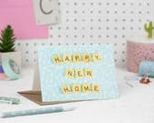 Happy New Home Card, Hous...